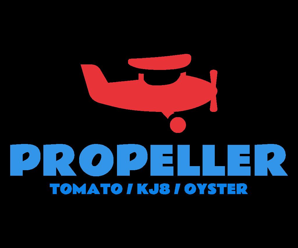 プロ∞ペラ回転中